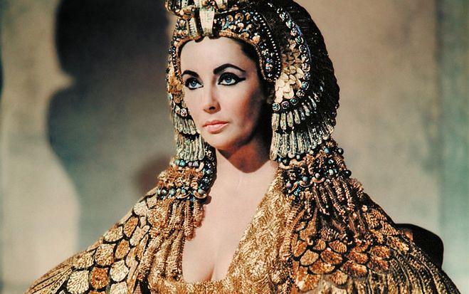 Kleopatra – celebrytka wszech czasów
