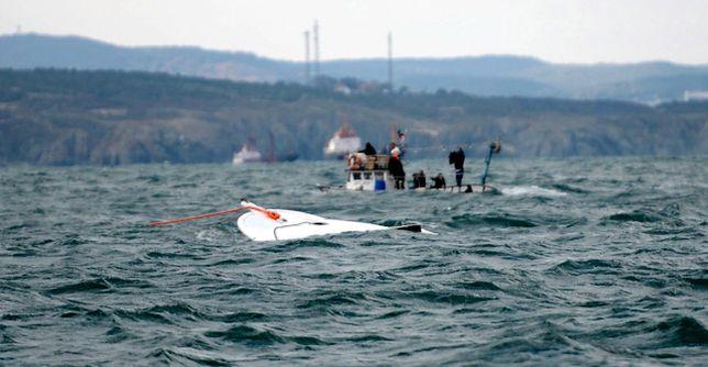 W cieśninie Bosfor zatonęła łódź z imigrantami. Co najmniej 24 osoby zginęły