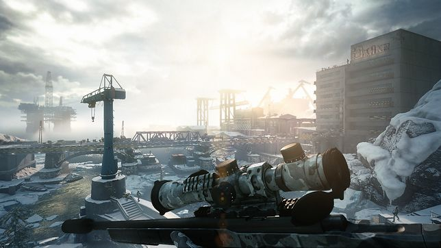 Sniper Ghost Warrior Contracts na Gamescom 2019
