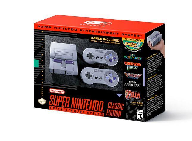 Kultowa konsola Nintendo powraca. W zestawie świetne gry