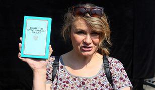 Piekarska: Nie rozumiem, jak kobiety mogą wspierać PiS