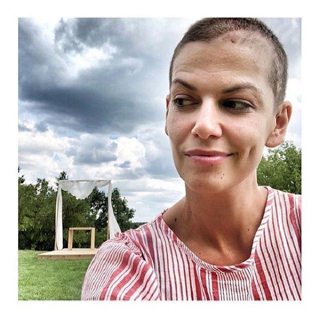 Alżbeta Lenska po operacji mózgu. Aktorka chce wziąć drugi ślub