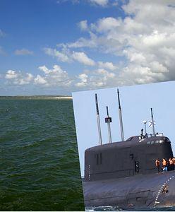 Dania. Rosyjski okręt podwodny w tarapatach. Musiał się wynurzyć