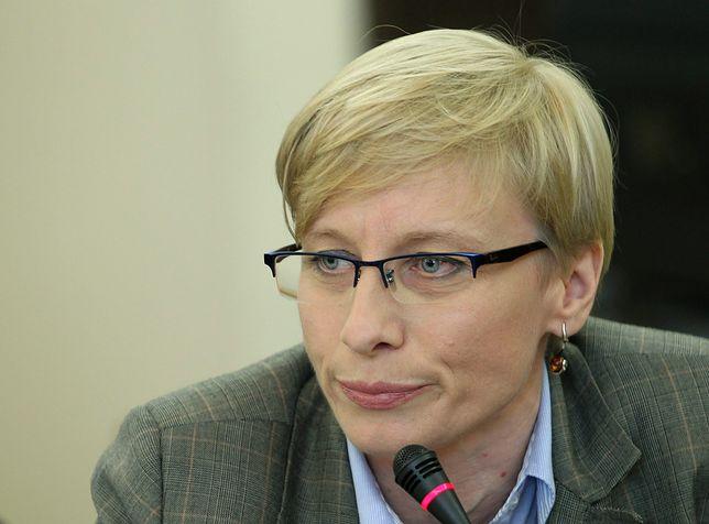 """Tylko w WP. Beata Gosiewska o atakach pod własnym adresem: """"W drański sposób wzbudza się nienawiść"""""""