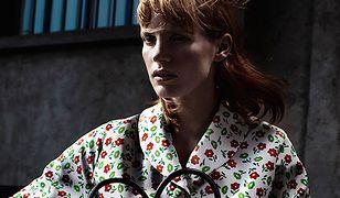 Jessica Chastain w reklamie Prada Resort 2017