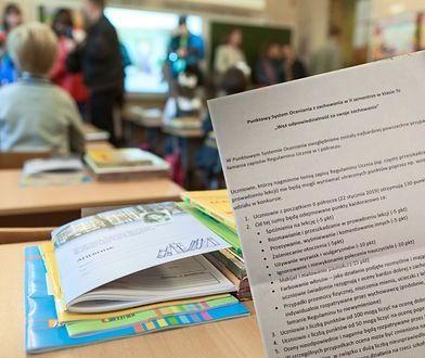 """Szkoła podstawowa wprowadziła punktowy system oceniania o nazwie """"Weź odpowiedzialność za swoje zachowanie"""""""