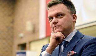 Wybory prezydenckie 2020. Szymon Hołownia opublikował wpis o żonie z okazji Walentynek