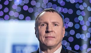 Jacek Kurski podał wyniki oglądalności meczu Polska-Litwa