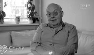 """Cezary Mocek był jednym z najbardziej lubianych uczestników """"Sanatorium miłości"""""""