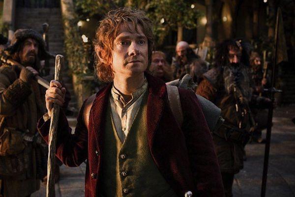 """Co w tv - """"Hobbit: Niezwykła podróż"""" oraz """"Gwiezdne Wojny"""" przyciągnął wielu widzów."""