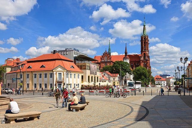 Białystok - duma i natchnienie
