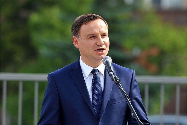 Andrzej Duda: gratuluję Solidarności zwycięstwa nad komunizmem