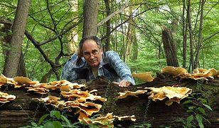 Wiesław Kamiński zna się na grzybach jak mało kto