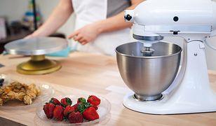 Roboty planetarne przydają się w każdej kuchni