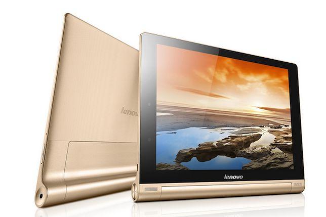 Lenovo Yoga Tablet z ekranem Full HD wchodzi do sprzedaży
