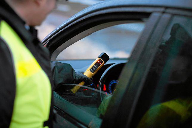 Akcja Znicz 2019. Rekord pijanych na drogach. Raport policji