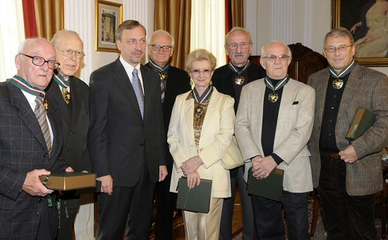 Filmowcy otrzymali medale Gloria Artis