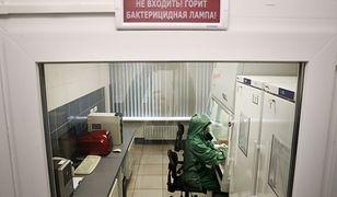 Rosja. Pierwszy przypadek przeniesienia wirusa AH5N8 na ludzi. Sprawa w WHO
