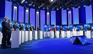 Debata kandydatów na prezydenta Warszawy