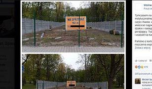 """Mariaż """"lex Szyszko"""" i reprywatyzacji. Ta działka to symbol"""