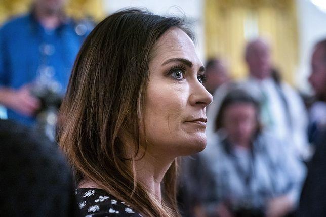 Stephanie Grisham rezygnuje z pozycji szefowej sztabu Melanii Trump