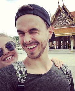 Uroczystość jak z bajki. Potajemny ślub Anny Karczmarczyk i Pascala Litwina