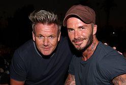 Córka Beckhamów tuli synka Gordona Ramsaya. Przyjaźń z wyższych sfer brytyjskiego show-biznesu
