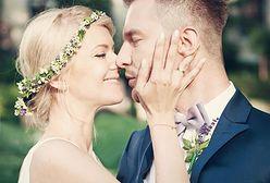 Adam Sztaba pochwalił się zdjęciami ze ślubu