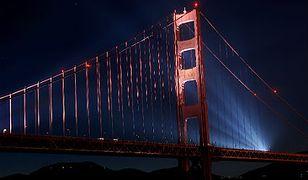 75 lat  Golden Gate Bridge