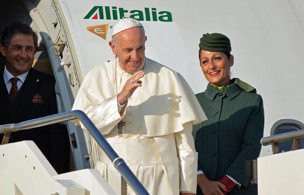 Papież Franciszek już w Gruzji