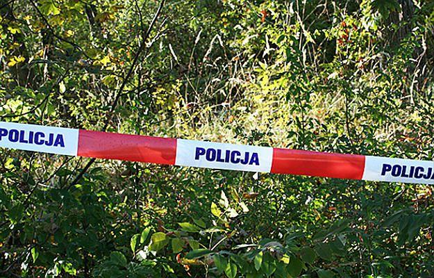 Zwłoki noworodka w rzece w Grabcu. Policja prosi o pomoc