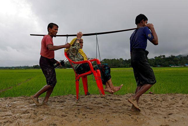 W Azji trwa czystka etniczna. Nikt nie powstrzymuje masakr muzułmanów