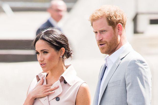 Książę Harry i Meghan Markle kończą podróż po Afryce