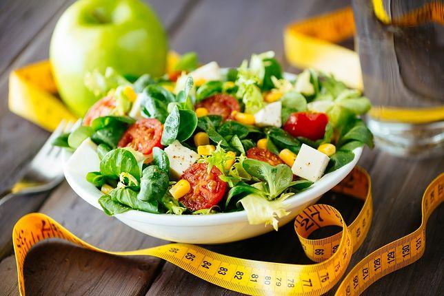 Kolorowe sałatki jedz na zdrowie nie tylko podczas bycia na diecie