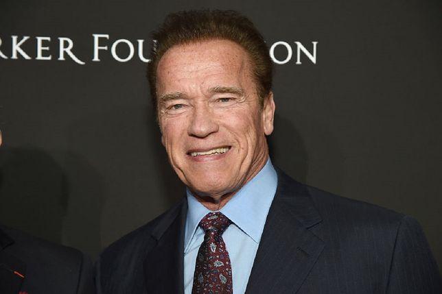 Arnold Schwarzenegger przeszedł operację serca