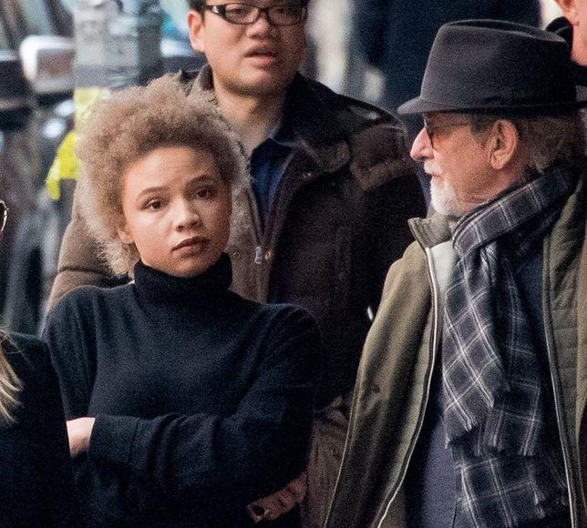 Mikaela Spielberg aresztowana