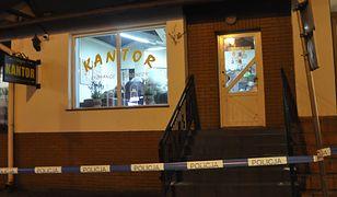 Właściciel kantoru w Piszu oddał w kierunku złodziei kilka strzałów
