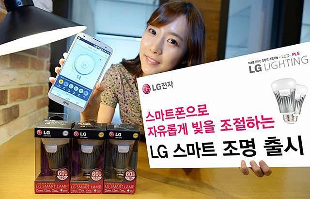 """Żarówka LG naprawdę zasługuje na określenie """"Smart"""""""