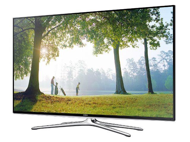 Nowe telewizory Samsung H6200 na sklepowych półkach
