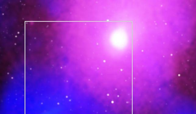 Kompilacja danych z Chandra i XMM-Newton oraz Murchison Widefield Array i Giant Metrewave Telescope pokazuje największą eksplozję we wszechświecie