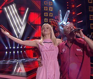 """""""The Voice of Poland"""". Pan Andrzej padł na kolana przed Margaret"""