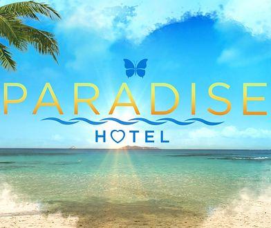 """""""Paradise Hotel"""" dostanie polską edycję. Na zdjęciu logo amerykańskiej wersji programu"""
