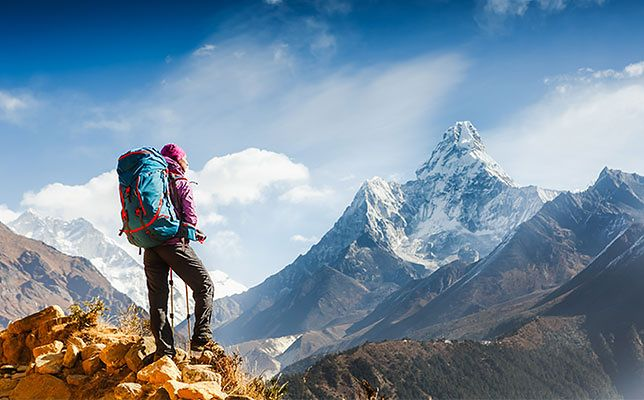 Co zabrać w góry – ekwipunek na wycieczkę.