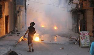 Zbrodnie wojenne w Syrii. Humanitarny horror