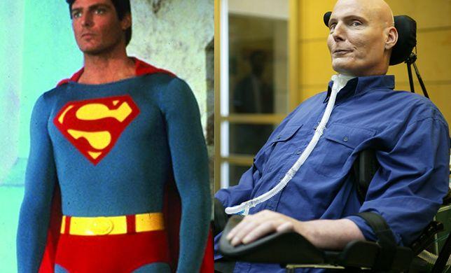 Christopher Reeve grał Supermana w filmach z lat 70. i 80.