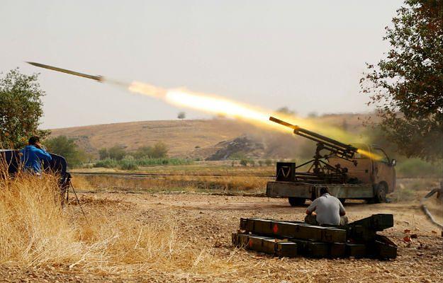 Rebelianci rozpoczęli atak na ważne dla IS miasteczko Dabik w Syrii