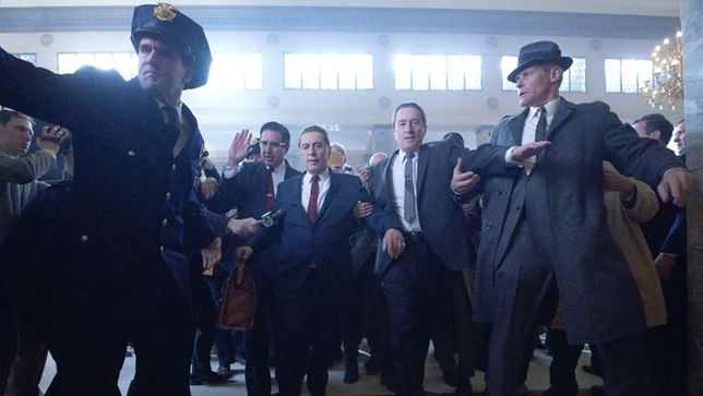 """""""Irlandczyk"""" Jest zwiastun najnowszego filmu Martina Scorsese"""