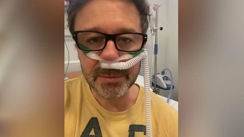 Nowe informacje o stanie zdrowia Piasecznego. Juror show TVP ciągle jest w szpitalu