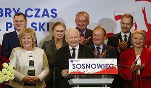 Konwencja wyborcza PiS w Sosnowcu.