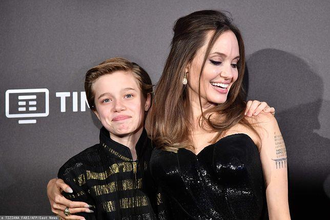 Shiloh Jolie-Pitt jak wykapany tata. Wygląda jak Brad Pitt w młodości